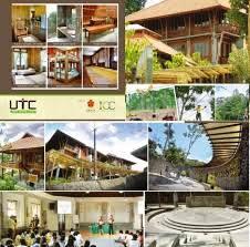 Fasilitas Kegiatan di Ubaya Traing Center